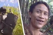 "Pria Ini Dijuluki ""Tarzan"", Selama 41 Tahun tidak tahu adanya Kaum Wanita"