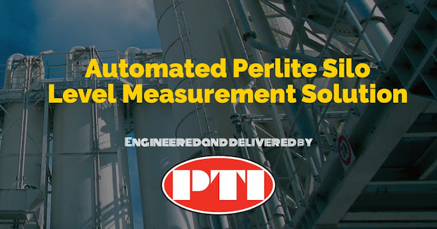 Automated Perlite Silo Level Measurement Solution