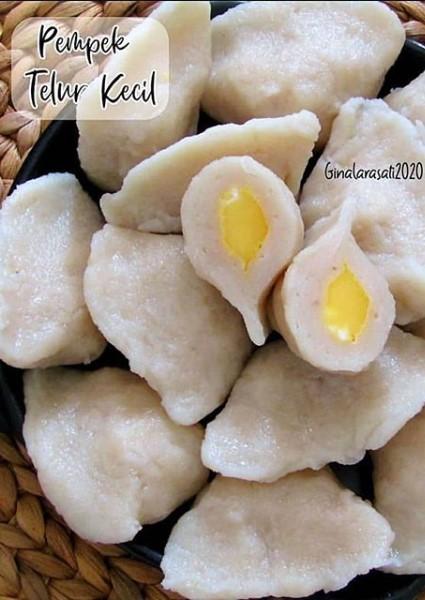 Cara Membuat Empek2 Telur : membuat, empek2, telur, Resep, Pempek, Telur, Kecil