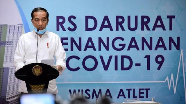 Jalan 'Mengunci Negara' yang Tak Diambil Jokowi untuk Lawan Corona