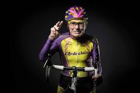 Robert Marchand, cycliste centenaire : l'exercice pour rester en bonne santé