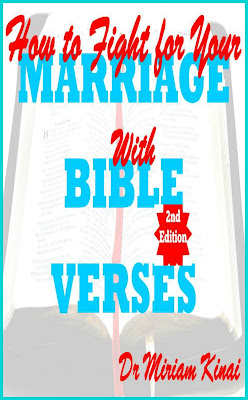 How to Fight for your Marriage with Bible Verses 2nd Edition teaches you the awesome Bible verses you can pray as spiritual warfare marriage prayers, say as Christian marriage affirmations and reflect on as Christian marriage meditations to protect your union with your spouse.
