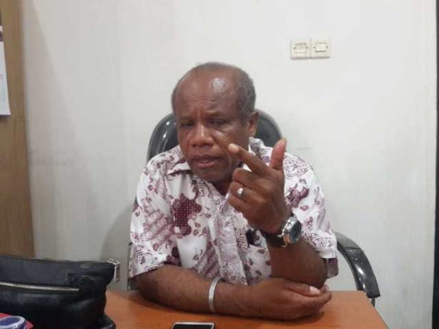 Laurenzus Kadepa Digadang-Gadang Pimpin DPR Papua