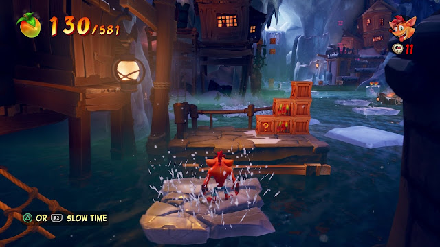 Crash Bandicoot 4: It's About Time PC ISO