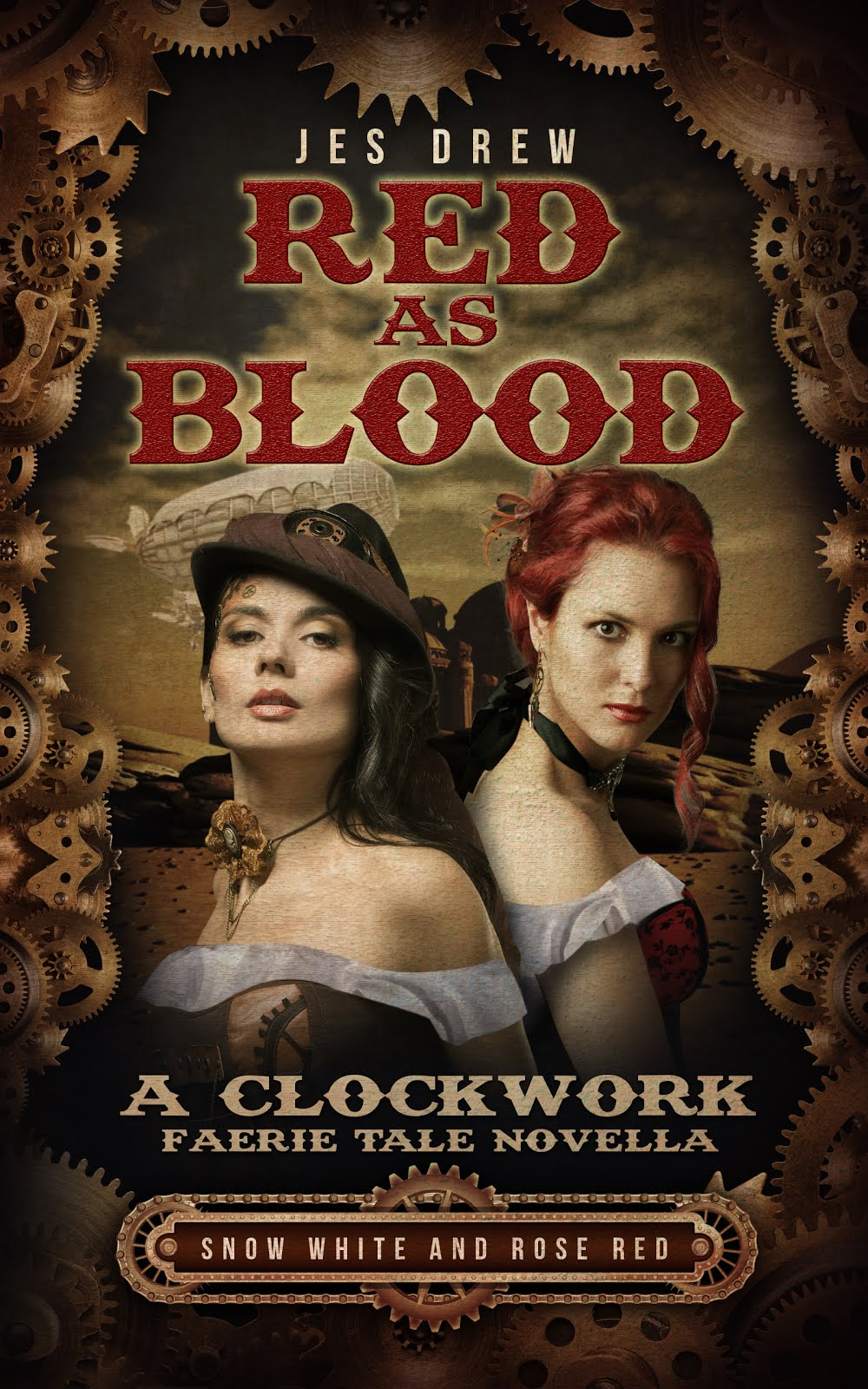 A Steampunk Fairy Tale Retelling