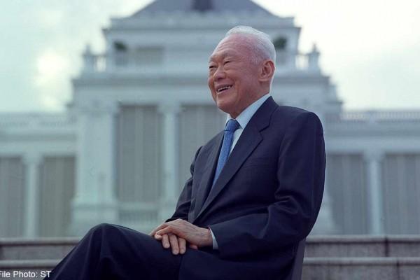 Lee Kwan Yew adalah Singapura