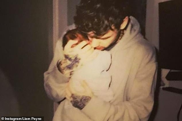 Liam Payne reveals he often goes weeks without seeing his son Bear