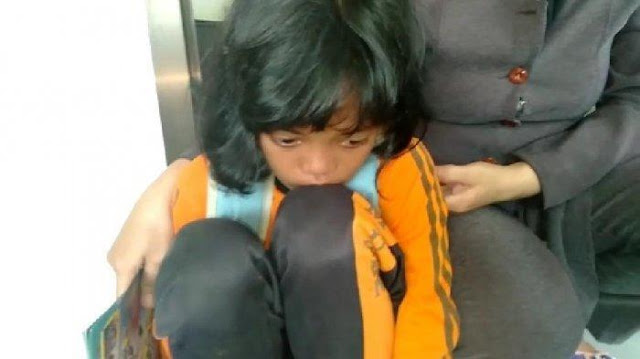 Keasyikan Gowes Sendirian, Bocah SD Ini Tersesat hingga Solo, Ternyata Tempuh Jarak 33 Km dari Rumah