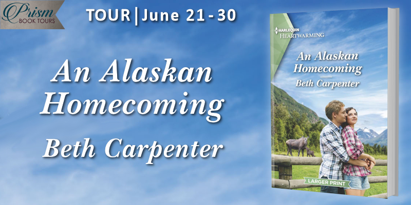We're launching the Book Tour for AN ALASKAN HOMECOMING by Beth Carpenter!