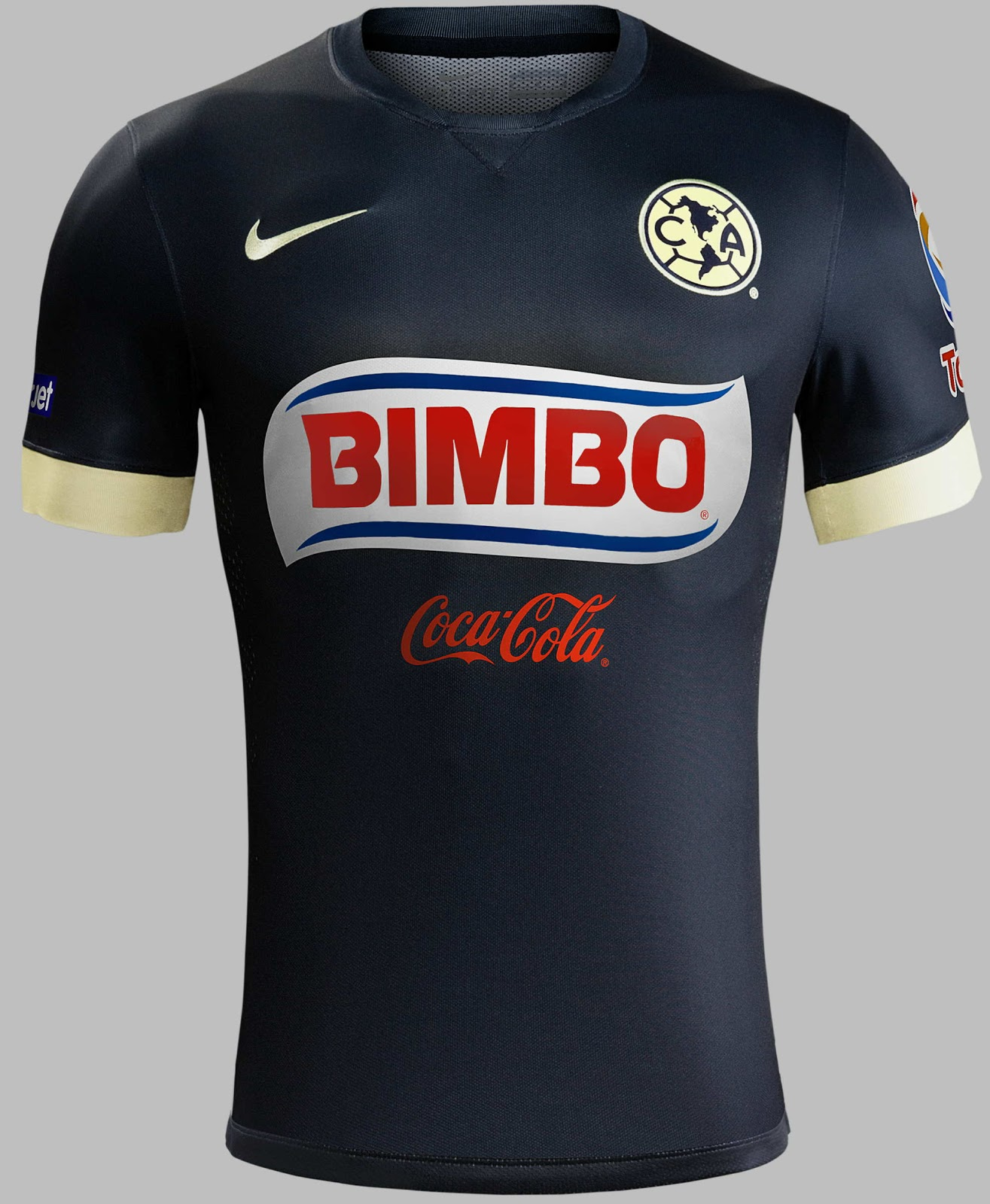 club america 2014 2015 home and away kits released footy