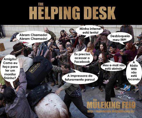 The Helping Desk