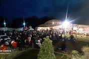 Ribuan Tim Victory CSWL Dilantik Amankan TPS Se Kecamatan Tomohon Selatan