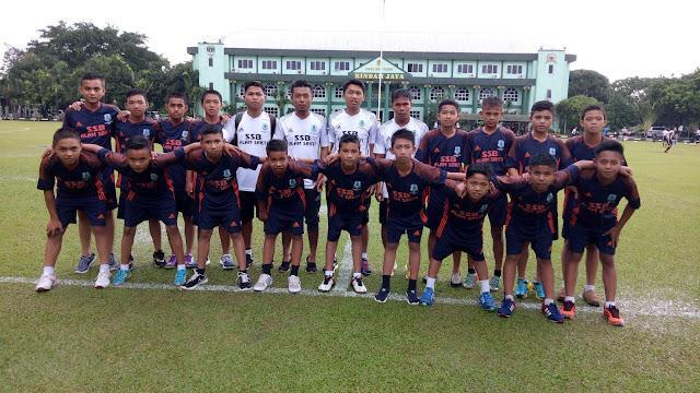 Tim U-13 SSB Alam Sakti Tiba di Kerinci, Disambut Terharu dan Bangga Orang Tua
