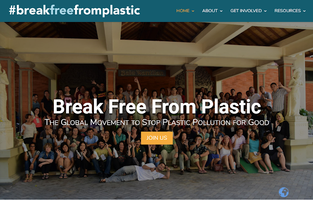 Movimento Break Free From Plastic