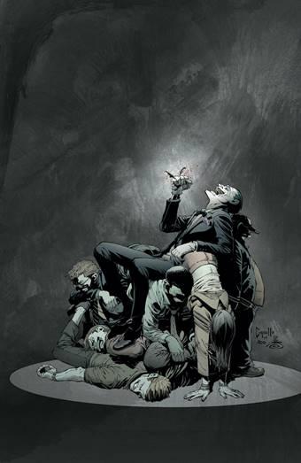 Batman Endgame muestra un Joker más violento