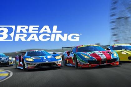 Real Racing 3 MOD APK Unlimited Money V.7.4.6