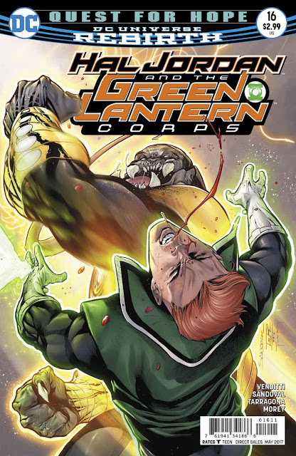 Hal Jordan and the Green Lantern Corps 16