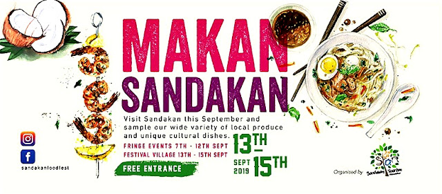 2nd Sandakan Food And Agriculture Festival 2019