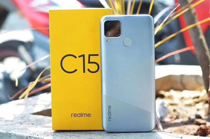 Harga Realme C15 Di Tahun 2021 Terbaru