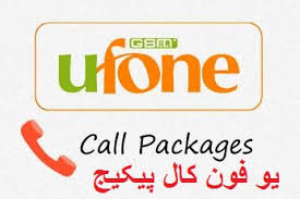 Ufone Weekly Call Packages