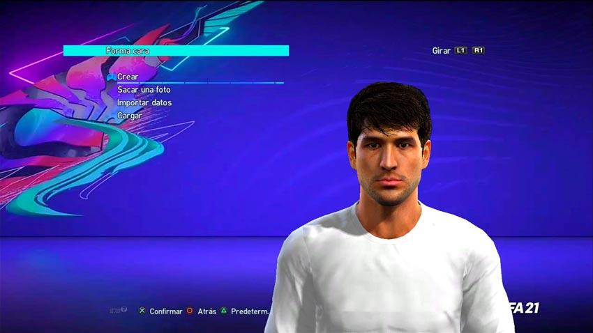 Nicolás Lodeiro Face For PES 2013