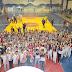 Abertura dos jogos internos do Vera Cruz, em Patos, emociona o público presente