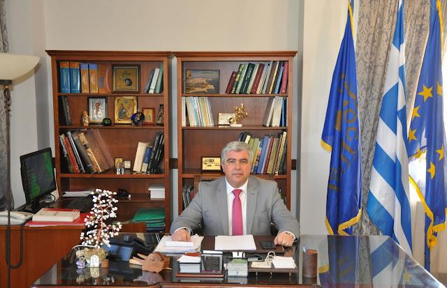 Πρέβεζα: Ευχετήριο μήνυμα Δημάρχου Πρέβεζας Νικόλαου Γεωργάκου για την έναρξη Πανελλαδικών Εξετάσεων 2020