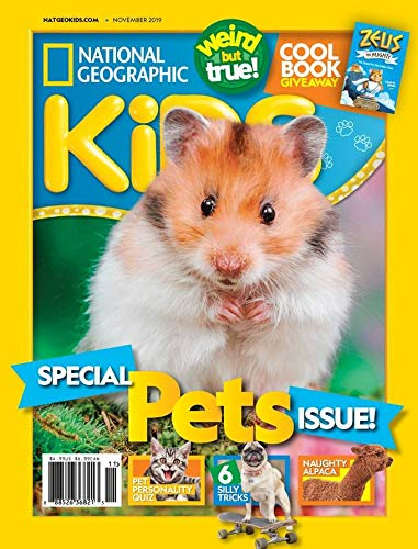 National Geographic Kids All about Pets
