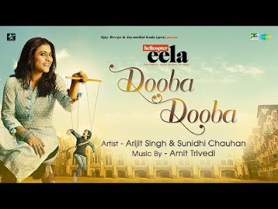 Dooba Dooba | Arijit-Singh | Song Hindi/English Lyrics idoltube -