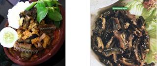 Recipe Fried Eel Outstanding