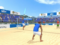 Download Beach Volleyball v1.0 APK+Data Game Terbaru 2016