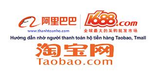 Thanh toán hộ Taobao là gì