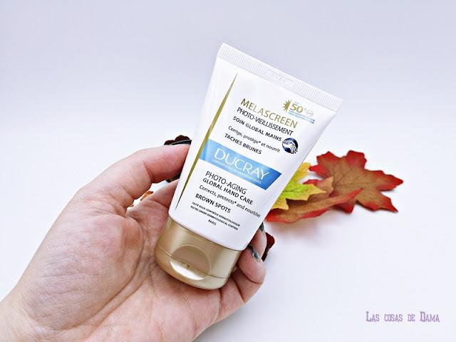 ducray klorane A-Derma otoño pierre fabre belleza facial beauty cabello manos