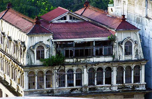 Abandoned Luneta Hotel, Manila, Philippines