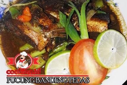 Resep Tradisional Pucung Bandeng Pedas