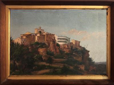 Cuadro de Miramar, pintado por Guadalupe Garriga Tomàs