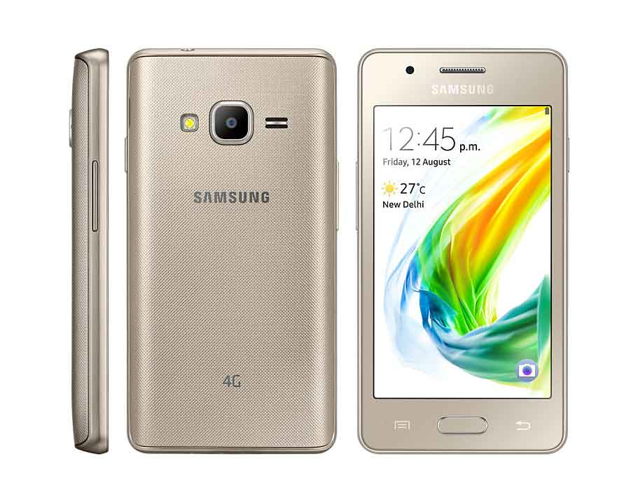 Samsung Galaxy Z2 Goes Official With AMOLED Display, 4G ...