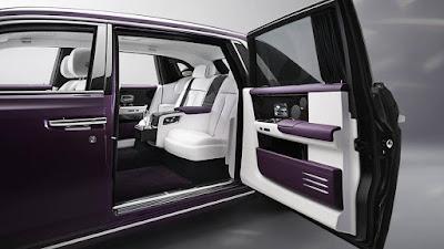 Rolls Royce Phantom Review
