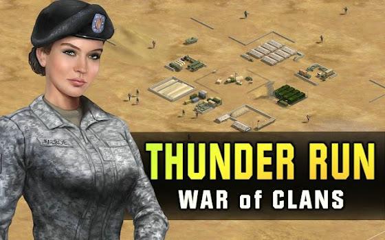Thunder Run War of Clans