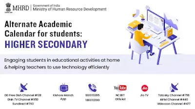 HRD Minister Nishank releases Alternative Academic calendar for higher secondary stage (Classes XI and XII): Point-to-Point Details