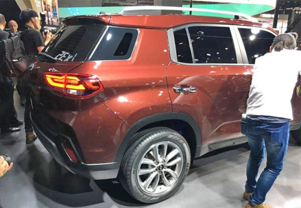 2018 hyundai ix35. delighful 2018 there is an all new ix35 from hyundai but this apparently for the  chinese market only in past was pretty much same car as tucson 2018 hyundai e