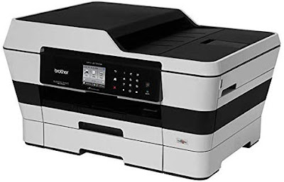 Low damage printing amongst Super High Yield  Brother MFC-J6720DW Driver Downloads
