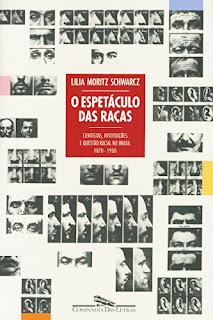 o espetáculo das raças livro