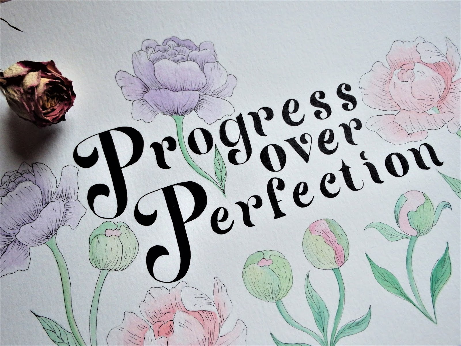 for tha masses progress over perfection
