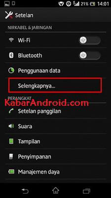 Cara Merubah Sinyal EDGE Menjadi 3G HSDPA Permanen di Android