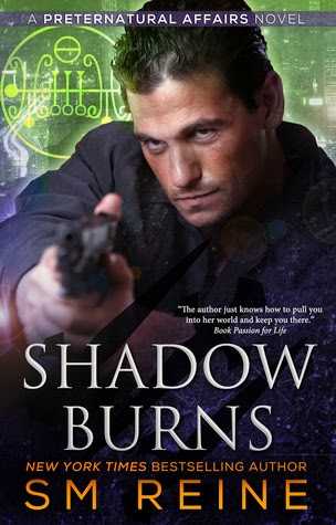 Shadow Burns by S.M. Reine