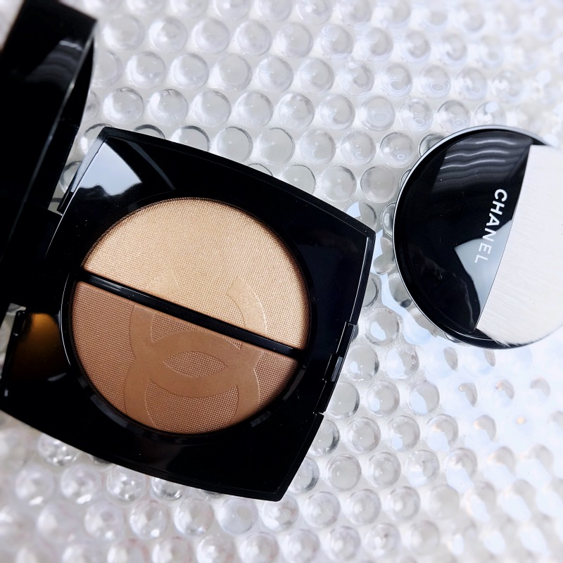 Chanel Duo Bronze et Lumiere Medium review swatches