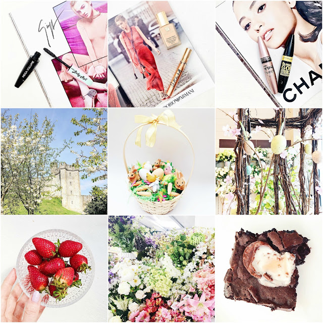 Instagram, Instagram Diary, Easter, L'Oreal Paris Miss Baby Roll Mascara, annabelflorence instagram,