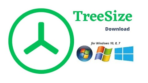 TreeSize Free Download Latest Version for Windows 10, 8, 7