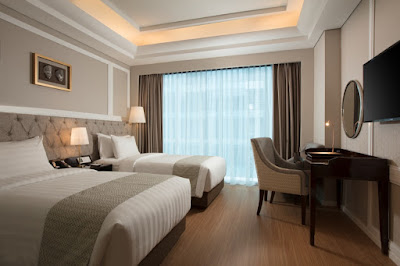 Kamar Ajudan Presidental Suite Room BWP Panbil